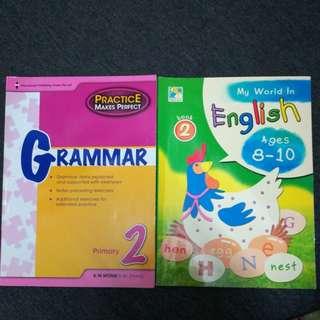 Primary 2 Books