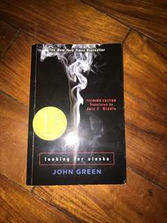 Looking for Alaska (Filipino Edition)