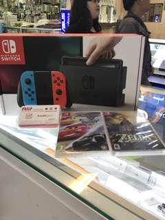 Nintendo switch kredit aeon/ member aeon