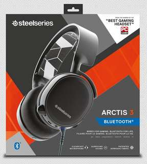 Steelseries arctis 3 bluetooth headphone