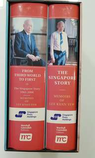MEMOIRS OF LEE KUAN YEW. - THE 🇸🇬 STORY FROM THIRD WORLD TO FIRST