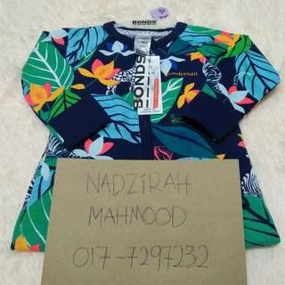 Bonds Wondersuit ready stock