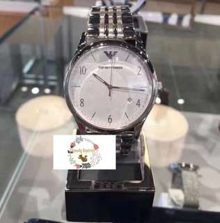 Emporio Armani  男裝手錶