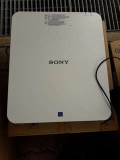 Sony xga vpl-fx37 . Lumens 6000.