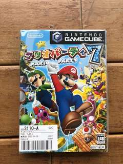 Nintendo Gamecube Mario Party 7 (JAP)