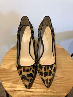 Leopard print pumps - Ninewest - size 6.5