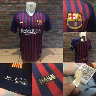 Jersey Barcelona Home 18/19