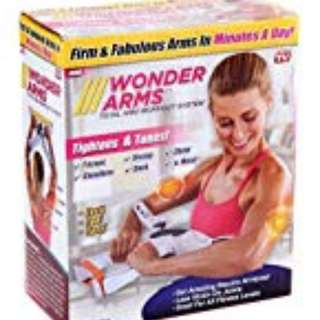 Wonder Arms Total Upper Body Workout