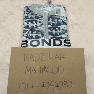 Bonds ready stock