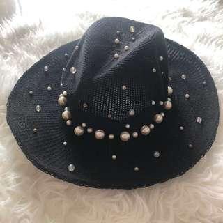 Authentic Korean Bling Bling Hat