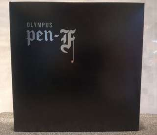 OLYMPUS PEN-F Body