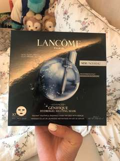 Lancôme 蘭蔻超進化活性凝凍面膜