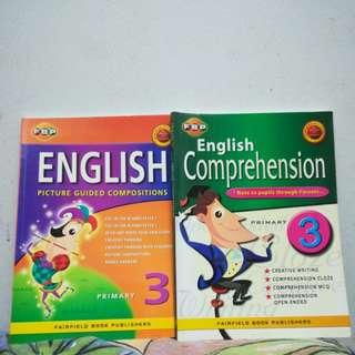Primary 3 Books