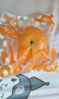 I love orange Squishy