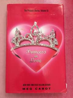 Princess in Love ( The Princess Diaries Vol. 2)