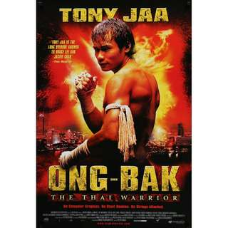 Ong bak movie posters