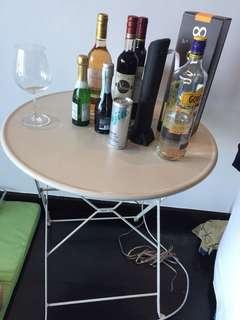 Ikea Steal Circle Table