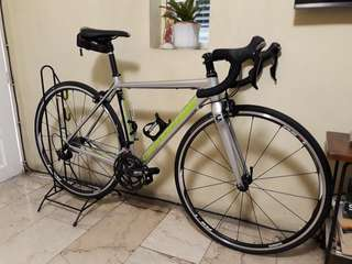 2017 Cannondale Optimo 105 road bike