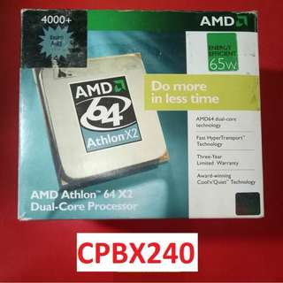 FOR SALE! ATHLON 64 X2 4000+ PROCESSOR