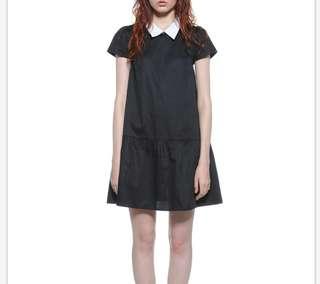 Collar Dress BW by WeWork
