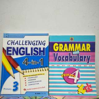 Primary School English Books