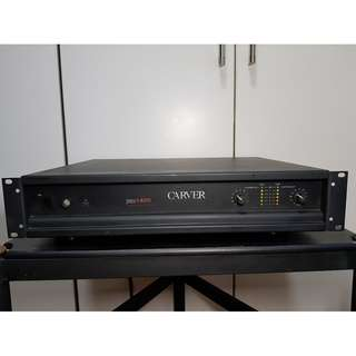 CARVER PM1400 Professional Stereo Amplifier