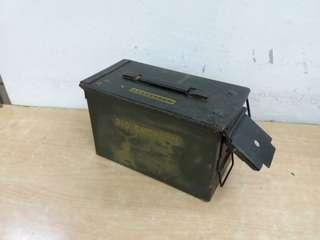軍用子彈箱/鐵箱