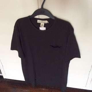 Brandnew H&M Men's Black Tshirt