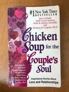 🚚 Chicken Soup for the Couple's Soul