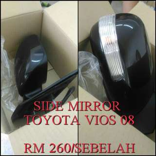 SIDE MIRROR TOYOTA VIOS 08