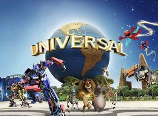 2 x Universal Studios Singapore Ticket (1 Day Pass)