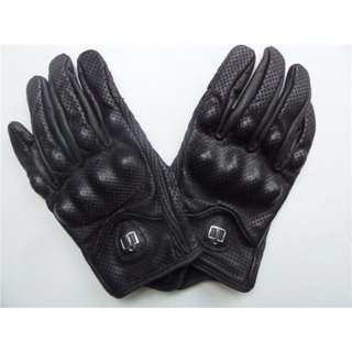 Leather Full Finger Glove Sheep Skin