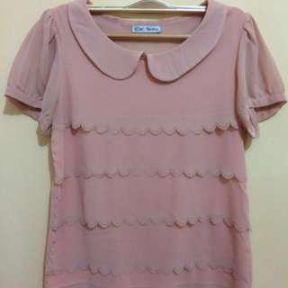 Atasan 'Chic Simple' Size S