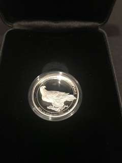 Australia 2016 1 oz Silver Wedge-Tailed Eagle Proof High Relief