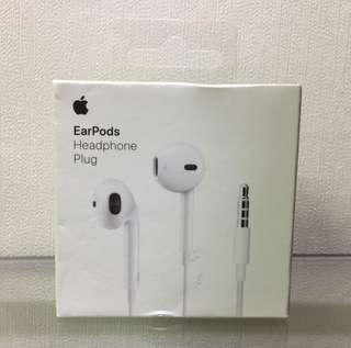 Apple EarPods Headphone Plug with 3.5mm 原裝EarPods 3.5mm耳筒插頭