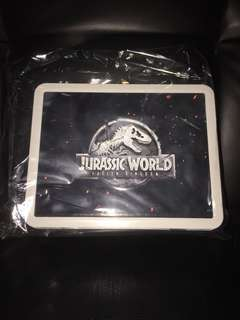 Limited edition BNIB Jurassic World Lunch box