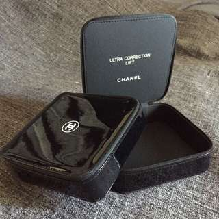 Chanel Make Up Cosmetic Case