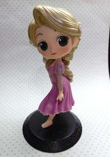 正版 公主公仔 長髮公主 樂佩 夾娃娃 迪士尼角色 disney Qposket