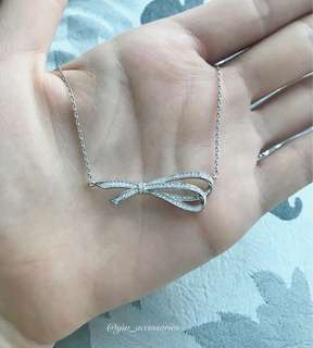 Sterling silver necklace 🎀