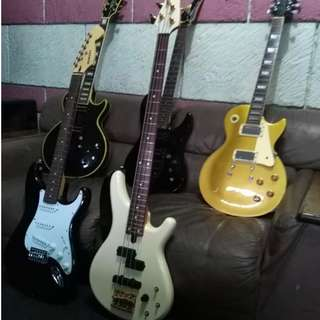 ELETRIC GUITARS FOR SALE