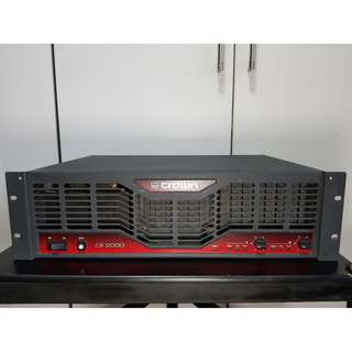 CROWN CE2000 Amplifier