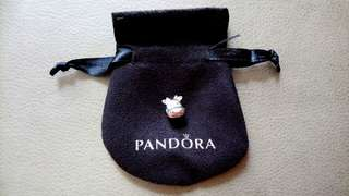Pandora Cheerful Cow Charm 開心牛牛串飾