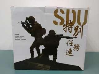 Sub 飛虎隊雕像銅製全新未display過