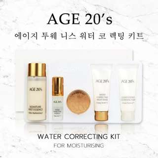 [Age 20's] Water Correcting Kit