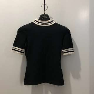 Monkl Knitted Tee Shirt