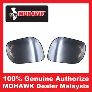 MOHAWK Accessories Blue Side Mirror LED Signal for Alza/ Bezza/ Myvi