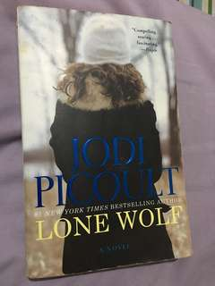 Book : Lone Wolf by Jodi Picoult