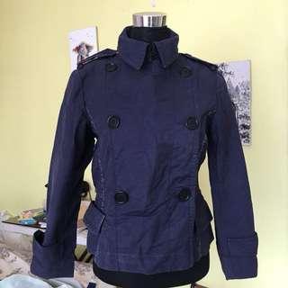 Sportmax Jacket parka coverup blazer