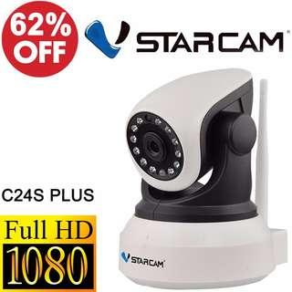 CCTVSG.NET Vstarcam C24S-Plus FullHD 1080P Wide Angle Camera