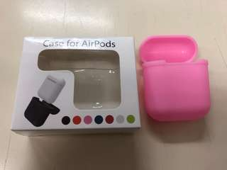 Apple airpods case( 保護套)